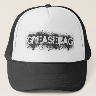 Greasebag Splatter Hat