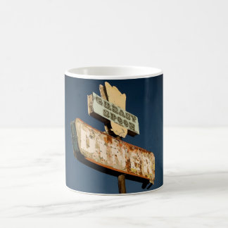 GREASY SPOON DINER coffee mug