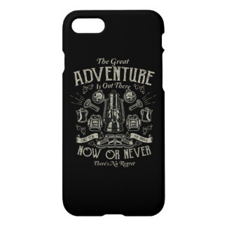 Great Adventure Glossy Phone Case