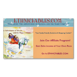 Great Affiliate Program for Earning Extra Income! Magnetic Business Cards
