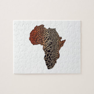 Great Africa Jigsaw Puzzle
