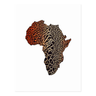 Great Africa Postcard