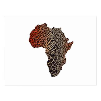 Great Africa Postcard