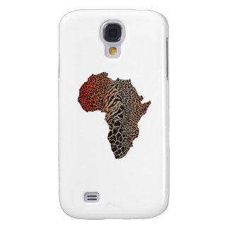 Great Africa Samsung Galaxy S4 Cases
