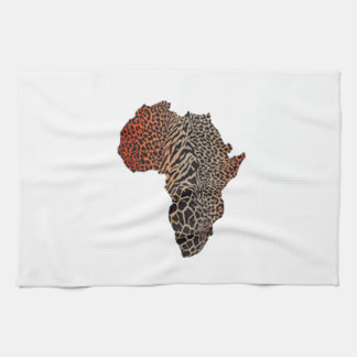 Great Africa Tea Towel