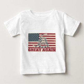 Great Again Flag Baby T-Shirt