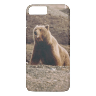 Great Alaska Tundra Grizzly Sow Bear Mobile Phone iPhone 7 Plus Case