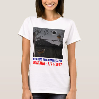 Great American Eclipse 8/21/2017 T-Shirt