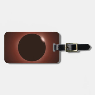 Great American Total Solar Eclipse 2017 Luggage Tag