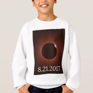 Great American Total Solar Eclipse 2017 Sweatshirt