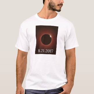 Great American Total Solar Eclipse 2017 T-Shirt