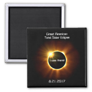 Great American Total Solar Eclipse - Magnet