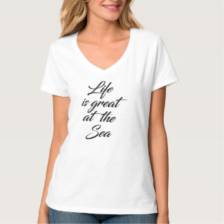 GREAT AT THE SEA T-Shirt