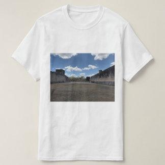 Great Ball Court, Chichen Itza T-shirt