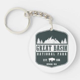 Great Basin National Park Key Ring