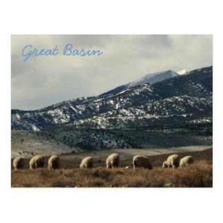 Great Basin Post Card