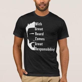 Great Beard American Apparel T-Shirt