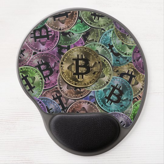 Great Bitcion Mouse DAP Gel Mouse Pad