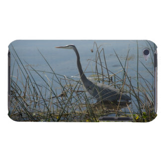 Great Blue Heron at Viera Wetlands Barely There iPod Covers