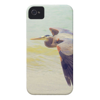 Great blue heron Case-Mate iPhone 4 cases