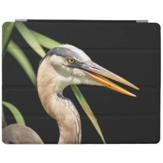 Great Blue Heron iPad Cover