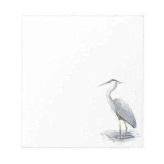 Great Blue Heron Notepad