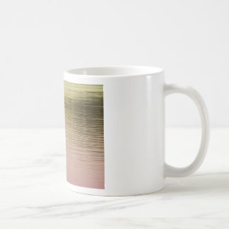 Great Blue Heron on Gradient Background Coffee Mug
