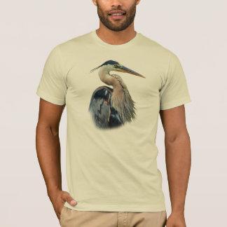 Great Blue Heron Tee Shirt