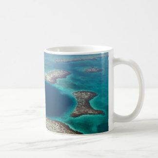 GREAT BLUE HOLE 1 COFFEE MUG