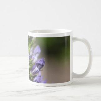 Great Blue Lobelia (Lobelia siphilitica) Coffee Mug
