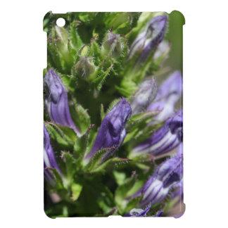 Great Blue Lobelia (Lobelia siphilitica) iPad Mini Cover
