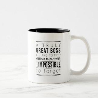 Great Boss Mug