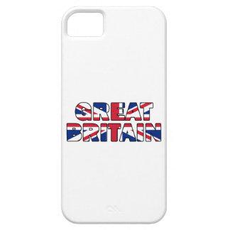 Great Britain 007 iPhone 5 Case
