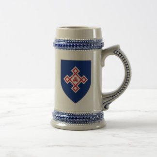 Great Britain AngloCeltic Shield Stein