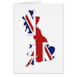 Great Britain Card