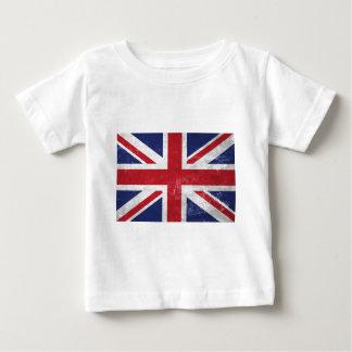 Great Britain Flag Baby T-Shirt