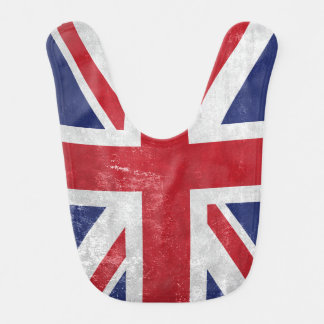 Great Britain Flag Bib