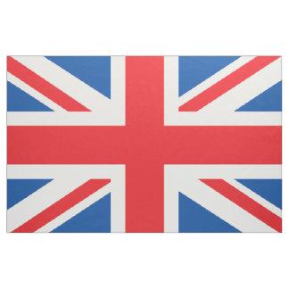 Great Britain Flag Fabric
