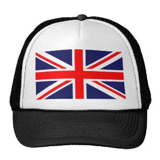Great Britain Flag Trucker Hat