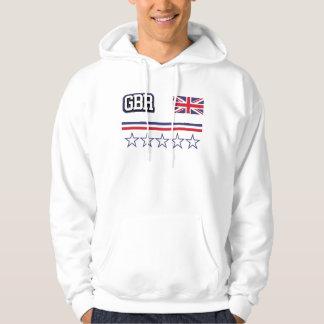Great Britain Flag Hoodie