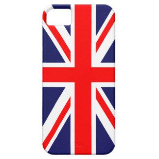 Great Britain Flag iPhone Case