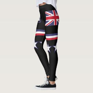 Great Britain Flag Leggings