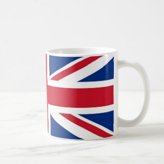 Great Britain Flag Coffee Mugs