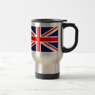 Great Britain Flag Mugs