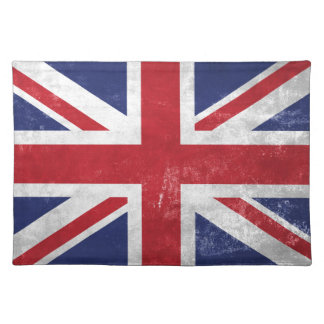 Great Britain Flag Placemat