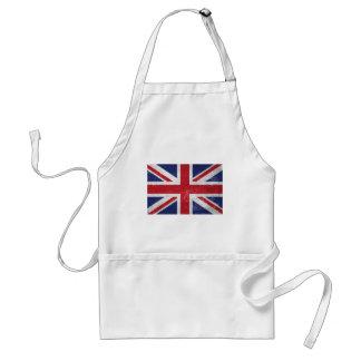 Great Britain Flag Standard Apron