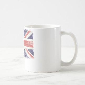 Great Britain flag vintage Coffee Mug