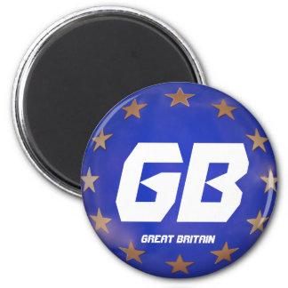 Great Britain GB KitchenOffice Magnet