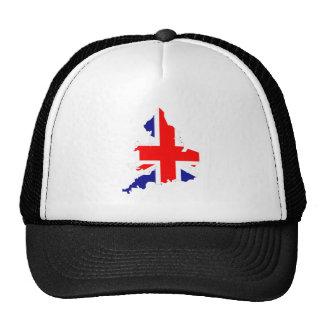 Great Britain Mesh Hats