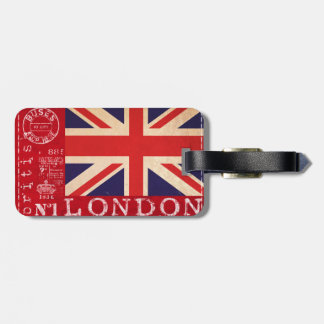 Great Britain Luggage Tag
